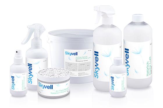 skyvell - Geruchsneutralisierer